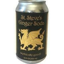 St Steve's Ginger Soda 12 oz