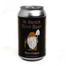 St Steve's Root Beer 12 oz