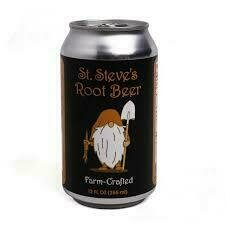 St Steve's Root Beer 12 oz
