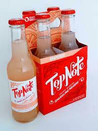 Top Note Sparkling Grapefruit 4 pk bottle