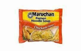 Top Ramen Chicken pack