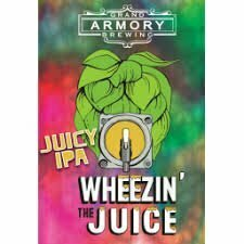 Wheezin' Juice 6 pk can Grand Armory