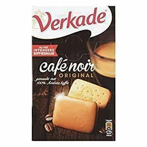 Verkade Cafe Noir Cookies 7.0 oz
