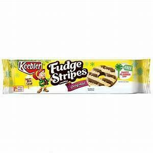 Keebler Hot Fudge Sundae Stripes  11.5 oz