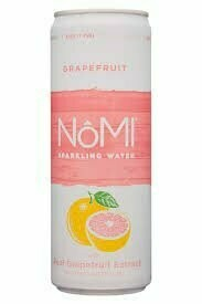 Nomi Grapefruit Sparkling Water 12 oz