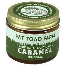 Fat Toad Original Caramel 2 oz