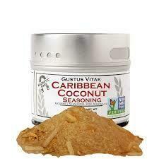 Caribbean Coconut Artisan Seasoning 1.2 oz