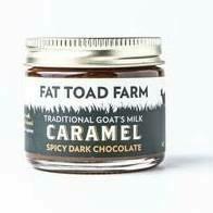 Fat Toad 2oz Spicy Dark Chocolate Goat's Milk Caramel