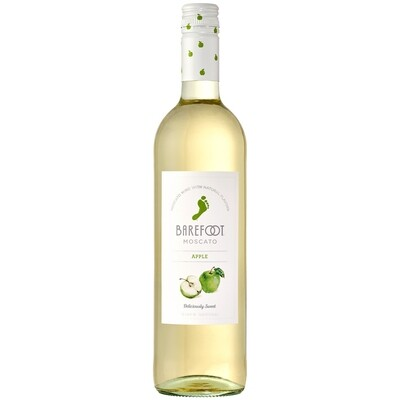 Barefoot Moscato Apple 750 ml
