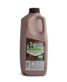 Country Dairy Chocolate Milk Half Gallon