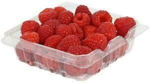 Raspberries .5 Pint