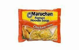 Top Ramen Chicken pack