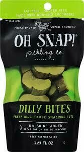 OH SNAP DILLY BITES 3.5 oZ