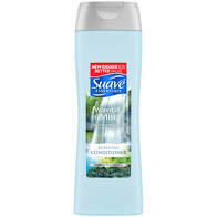 Suave Conditioner Waterfall Mist 15 oz