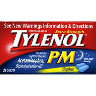 Tylenol PM Extra Strength 24 count