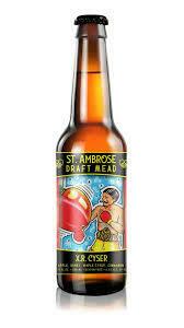 St. Ambrose X R Cyser Mead 500 ml