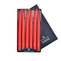 Candle Red taper single