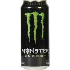 MONSTER ENERGY ORIGINAL GREEN 16oz