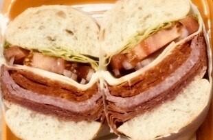 Italian Sub Sandwich