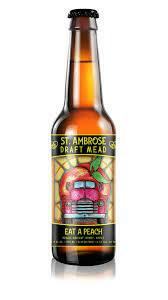 St. Ambrose Eat A Peach Mead 500ml