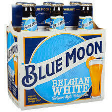 BLUE MOON BELGIAN WHITE 6PK BTL