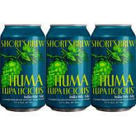 Short's Huma Lupa Licious 6 pk can
