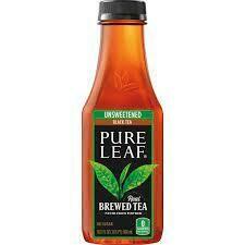 PURE LEAF UNSWEETENED TEA 16.9 OZ