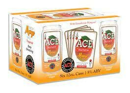Ace Mango Hard Cider 6 pack can