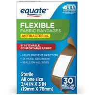 Equate Bandaids 30 Medium