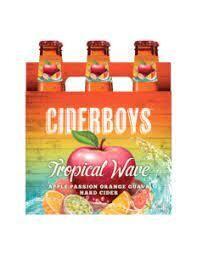 Ciderboys Tropical wave 6 Pk Btl