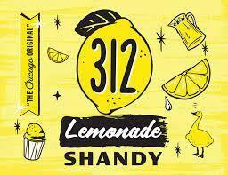 Goose Island 312 Lemonade Shandy 6 pack can