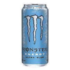 Monster Ultra Blue 16oz