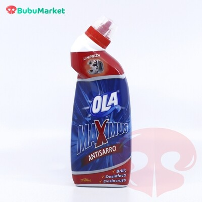 ANTISARRO OLA MAXIMUS DE 500 ML.
