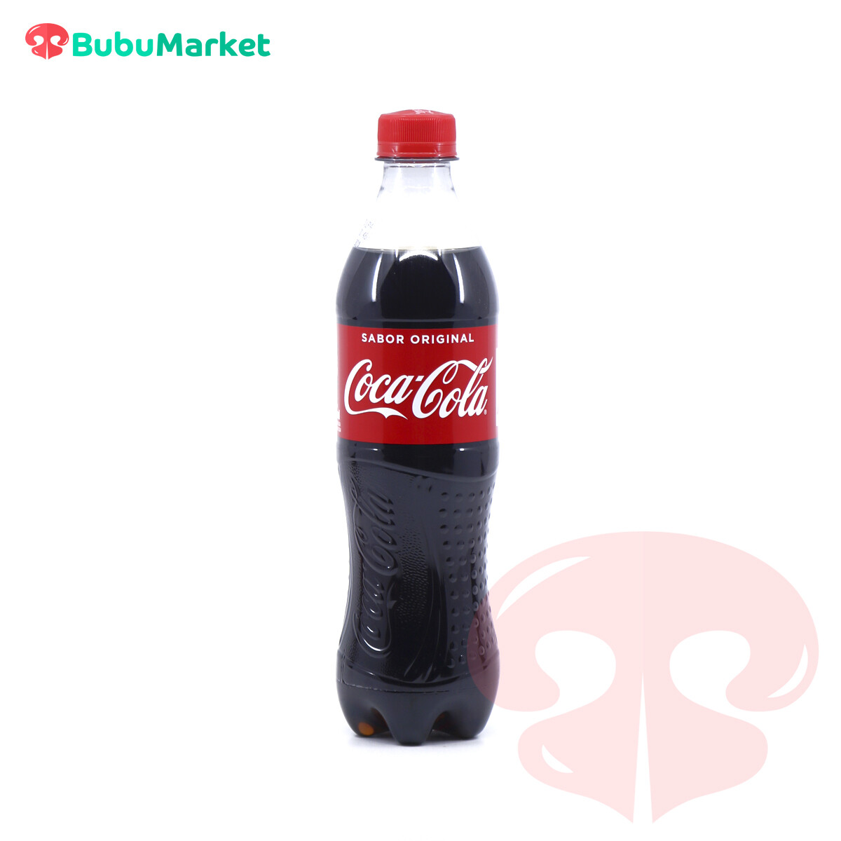 COCA COLA BOTELLA DE 500 ML.