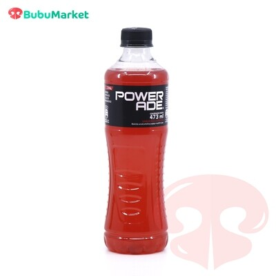 POWERADE MULTIFRUTAS BOTELLA DE 473 ML.