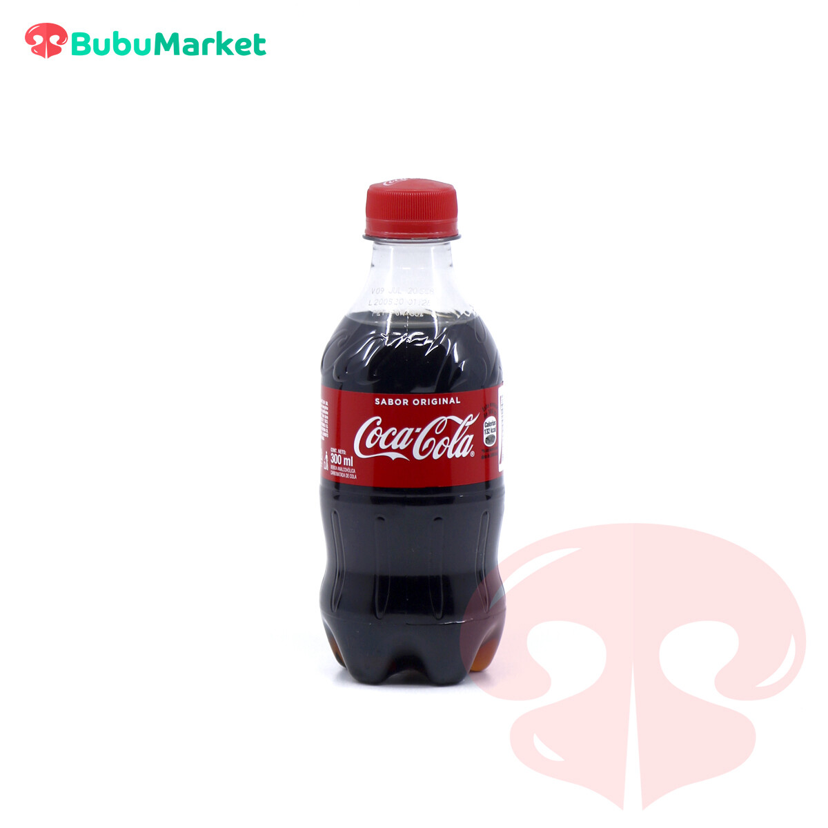COCA COLA BOTELLA DE 300 ML.