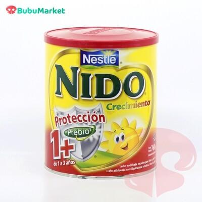 LECHE EN POLVO NIDO CRECIMIENTO PROTECCIÓN PBIO 1+ LATA DE 760 GR.