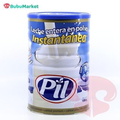 LECHE ENTERA EN POLVO INSTANTANEA PIL EN LATA DE 1800 GR.