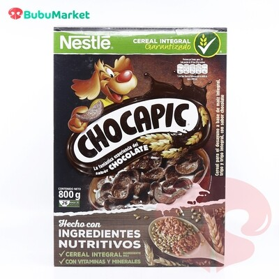 CHOCAPIC NESTLE CAJA DE 800 GR.