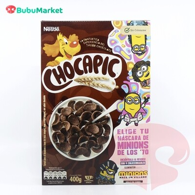 CHOCAPIC NESTLE  CAJA DE 400 GR.