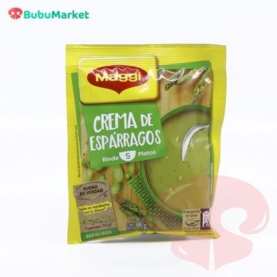 CREMA DE ESPARRAGOS MAGGI SOBRE DE 66 GR.