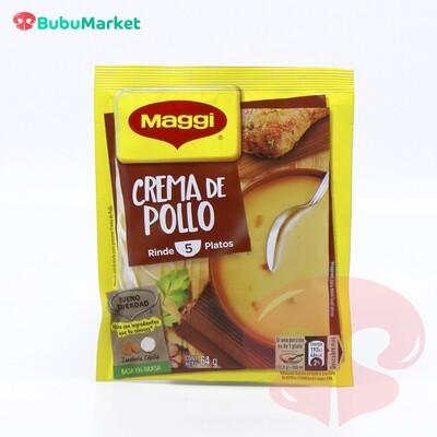 CREMA DE POLLO MAGGI SOBRE DE 64 GR.