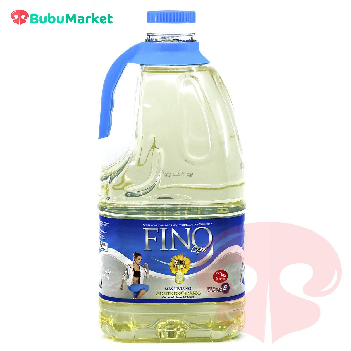 ACEITE FINO LIGHT DE 4.5 L.