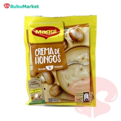 CREMA DE HONGOS MAGGI SOBRE DE 65 GR.