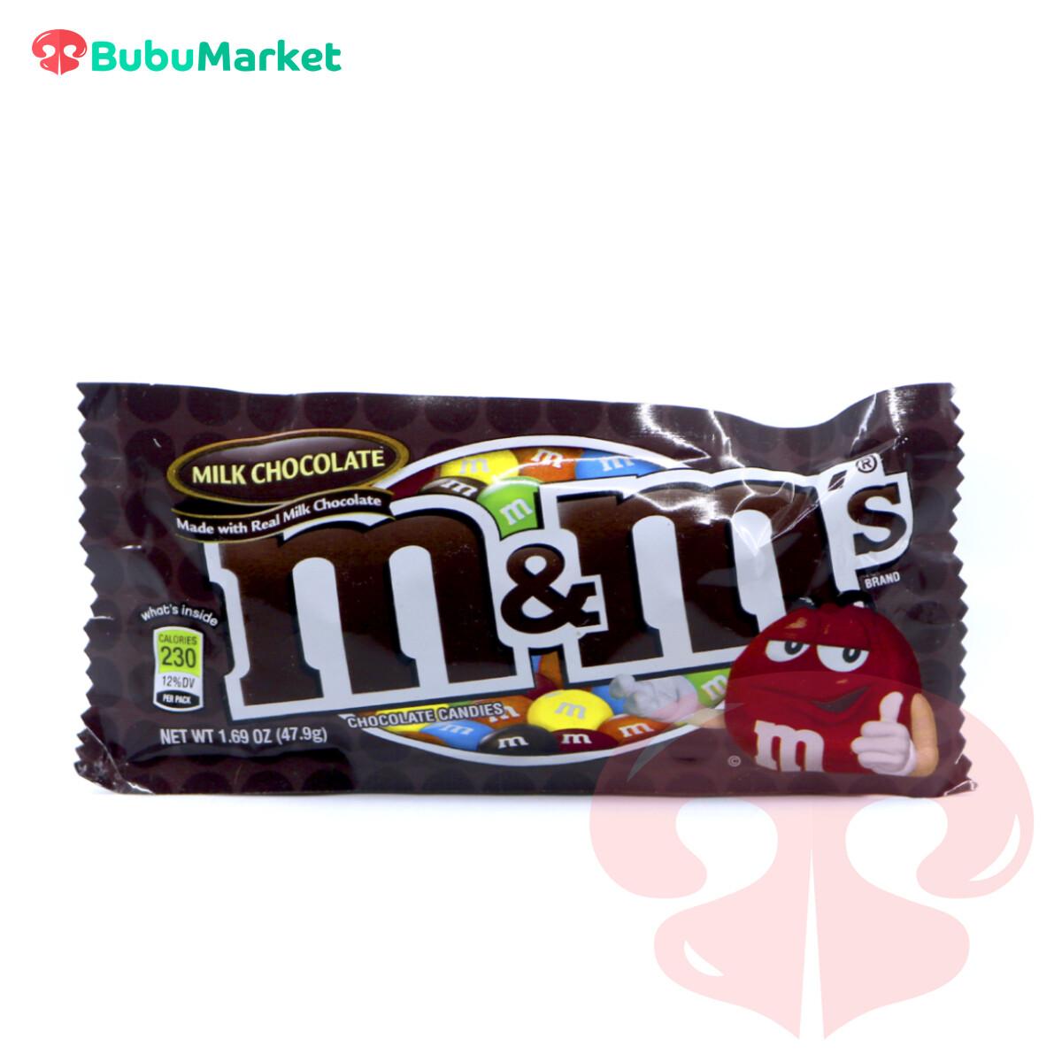 CHOCOLATE MILK M&M S 47,9 GR.