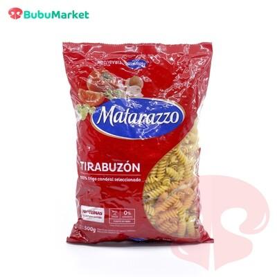 PASTA TIRABUZON MATARAZZO 500 GR.