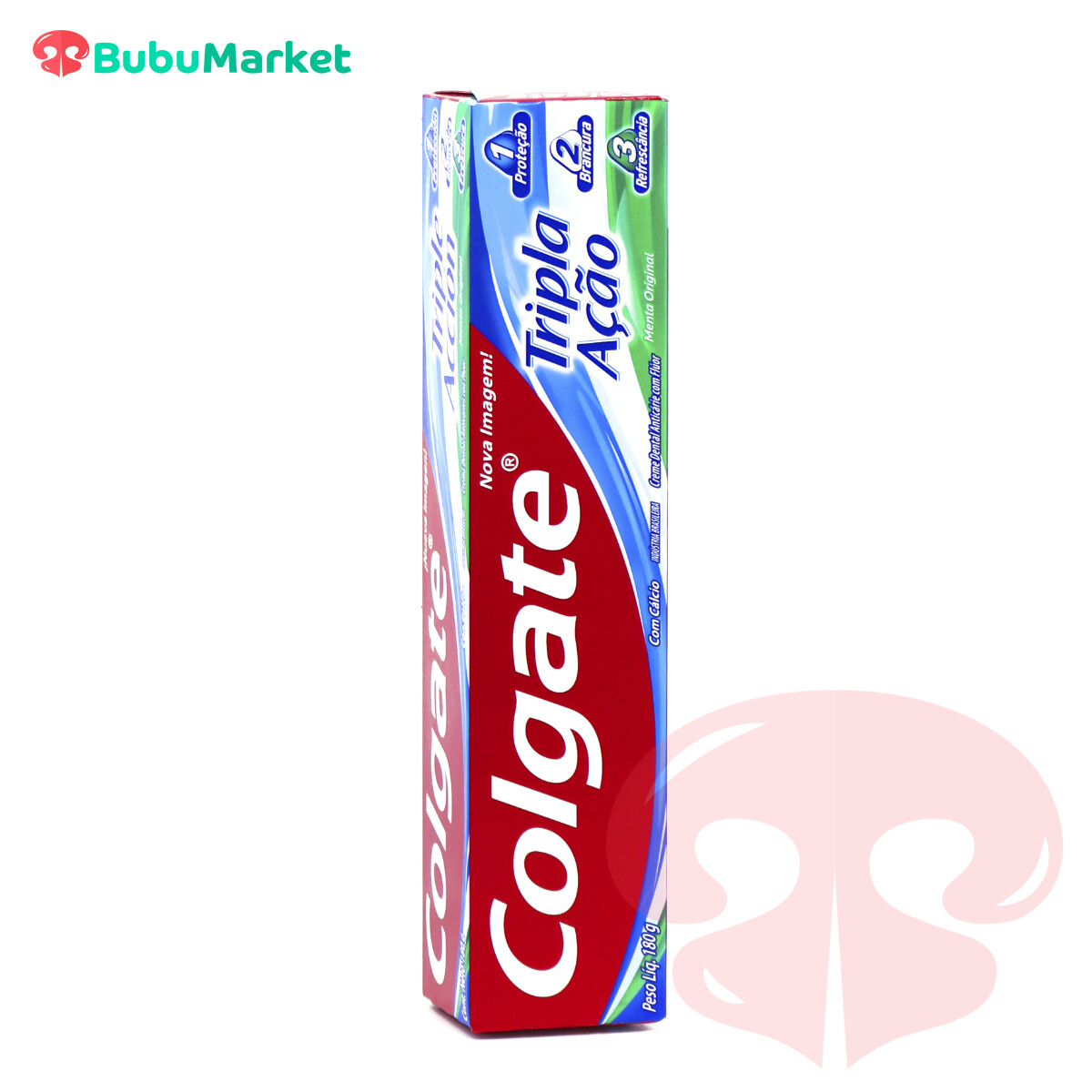PASTA DENTAL COLGATE TRIPLE ACCION 180 GR.