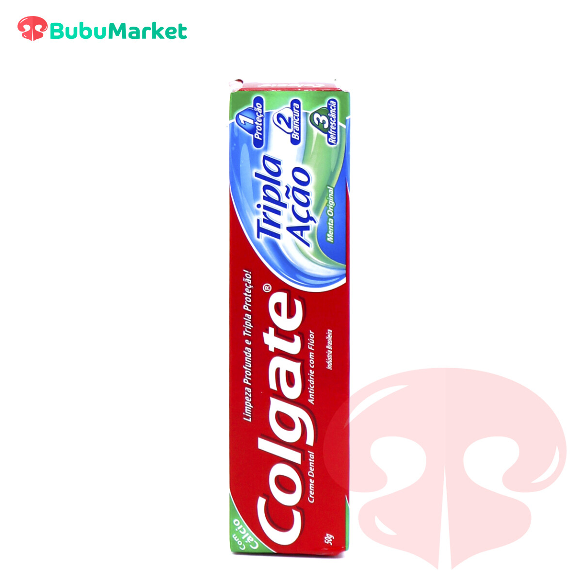 PASTA DENTAL COLGATE TRIPLE ACCION 50 GR.