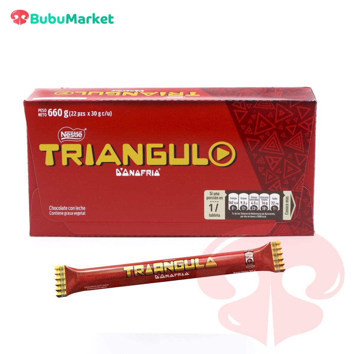CHOCOLATE TRIANGULO DONOFRIO NESTLE DE 30 GR.
