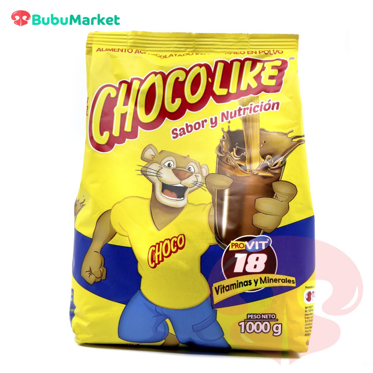 CHOCOLIKE BOLSA DE 1 K.